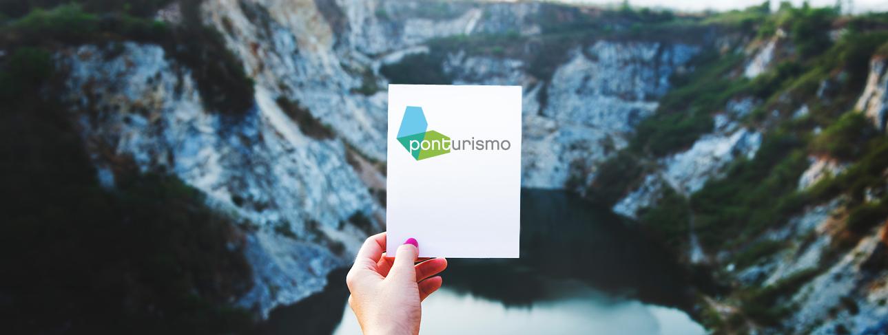 Tarjeta Consultoría Turismo Galicia Ponturismo